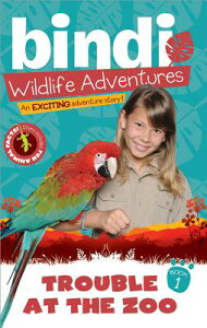Trouble at the Zoo TROUBLE AT THE ZOO #01 (Bindi Wildlife Adventures) [ Bindi Irwin ]