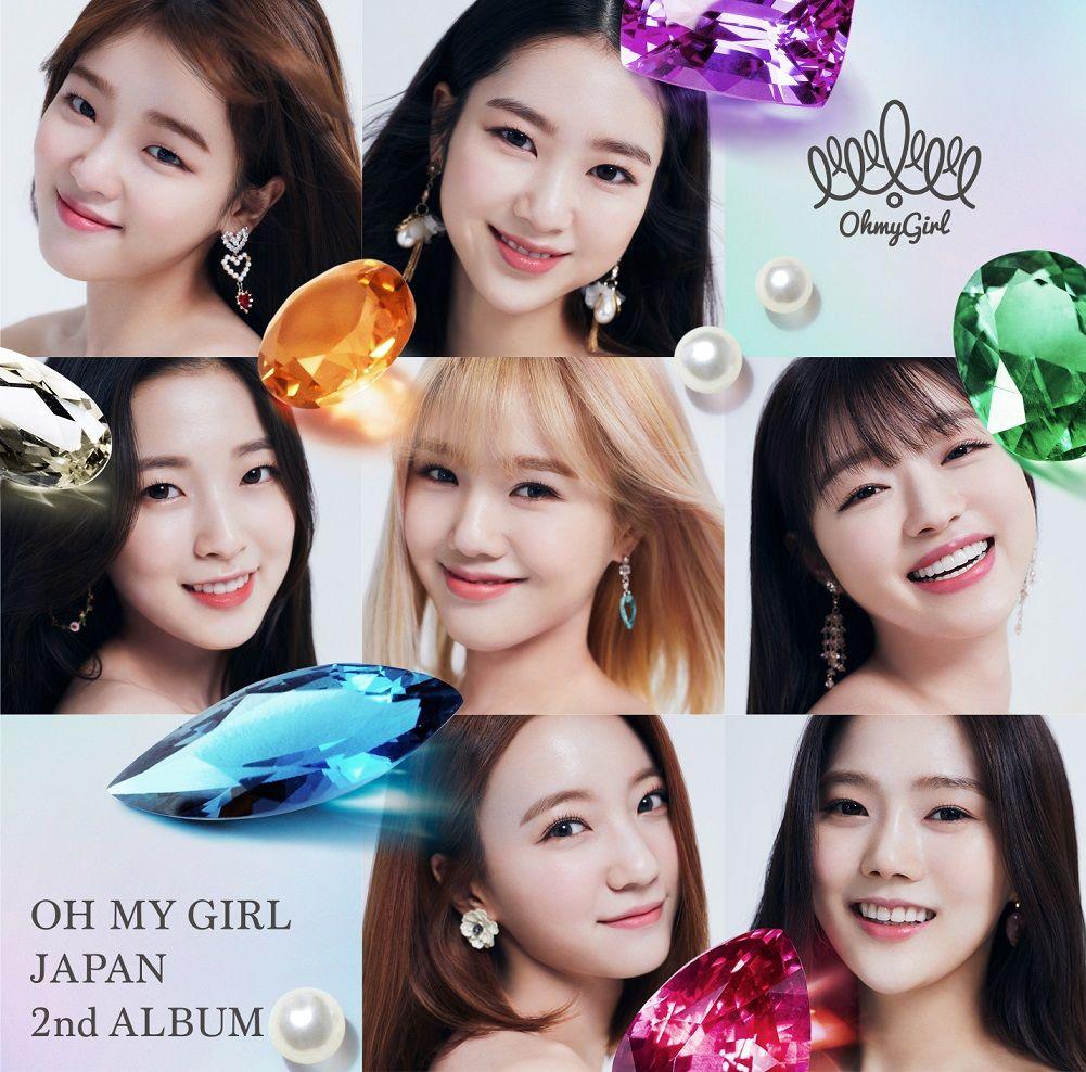 韓国(K-POP)・アジア, その他 OH MY GIRL JAPAN 2nd ALBUM (A CDDVD) OH MY GIRL