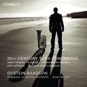 【輸入盤】 ヴォーン・ウィリアムズ:チューバ協奏曲、ジョン・ウィリアムズ:チューバ協奏曲、他 ボーズヴィーク、マンソン&シンガポール響 [ Tuba Classical ]