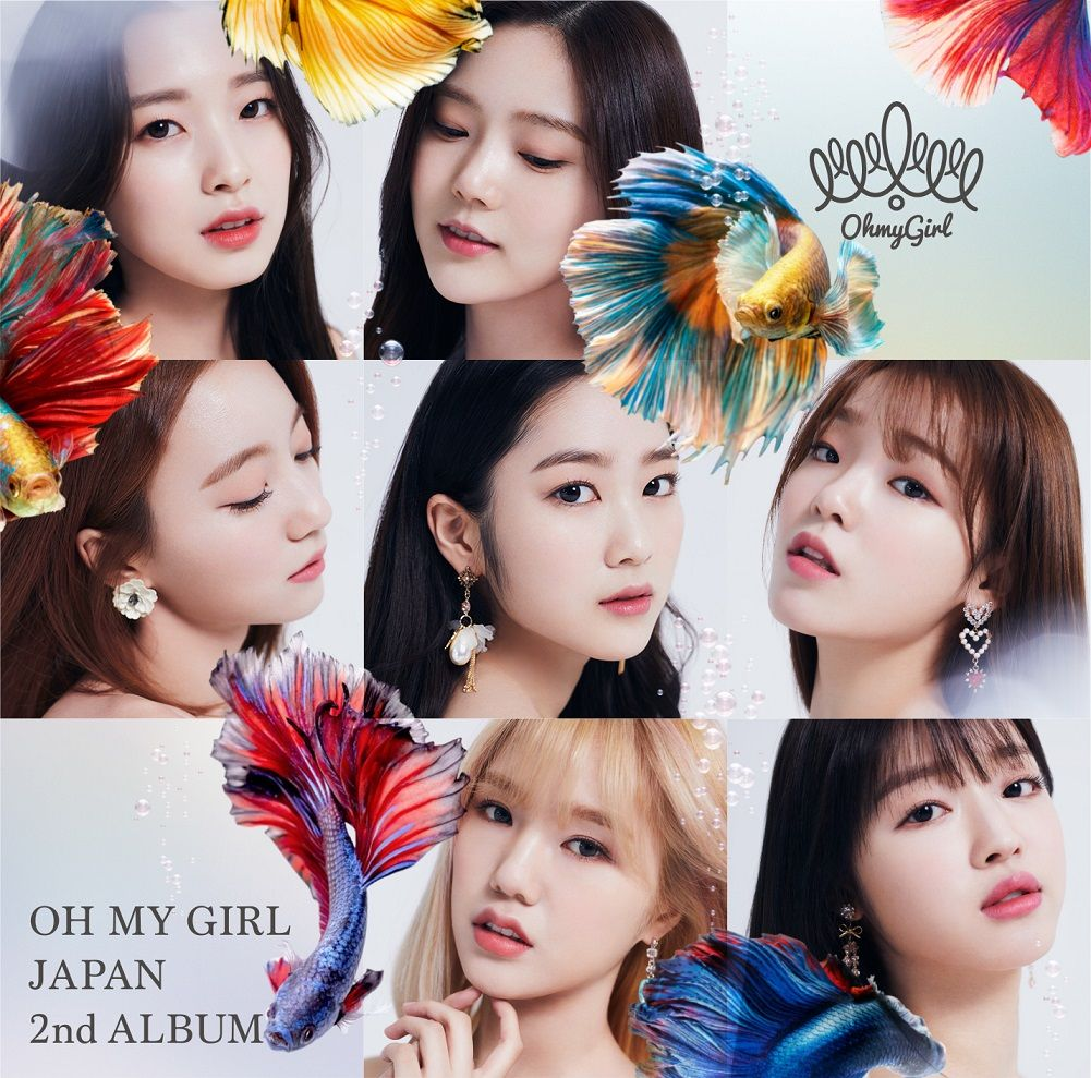 韓国(K-POP)・アジア, その他 OH MY GIRL JAPAN 2nd ALBUM (B CDDVD) OH MY GIRL