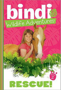 Rescue!: A Bindi Irwin Adventure RESCUE (Bindi Wildlife Adventures) [ Bindi Irwin ]