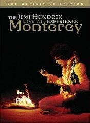 【送料無料】【輸入盤】 Live At Monterey [ Jimi Hendrix ]