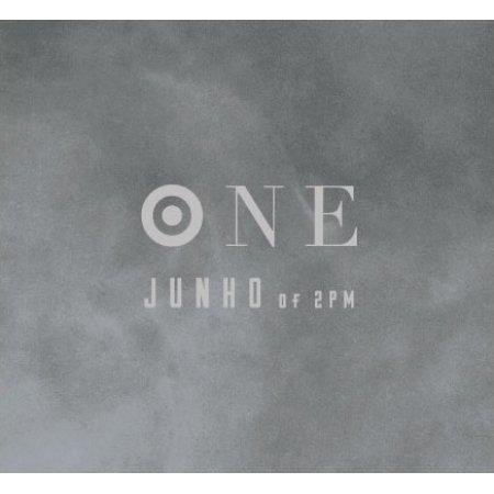 韓国(K-POP)・アジア, その他 ONE (BEST ALBUM) JUNHO (From 2PM)