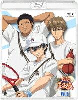 新テニスの王子様 5【Blu-ray】