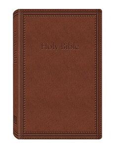 Deluxe Gift & Award Bible-KJV B-KJ-BAR BRN RL (King James Bible) [ Barbour Publishing ]
