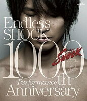 Endless SHOCK 1000th Performance Anniversary 【通常盤】【Blu-ray】
