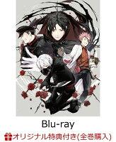 【楽天ブックス限定全巻購入特典】MARS RED Blu-ray BOX 1【Blu-ray】(描きおろしB2布ポスター+缶バッチ2個セット)