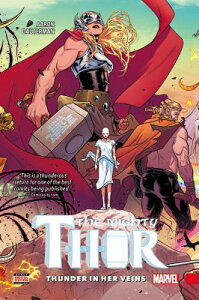 Mighty Thor, Volume 1: Thunder in Her Veins MIGHTY THOR V01 [ Jason Aaron ]