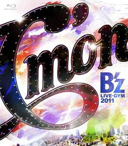 【送料無料】【マラソン限定セール対象】B'z LIVE-GYM 2011-C'mon-【Blu-ray】