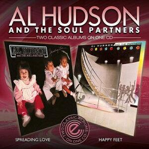 【輸入盤】Spreading Love / Happy Feet [ Al Hudson ]