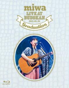 【送料無料】miwa live at 武道館 〜卒業式〜/miwa 【Blu-ray】 [ miwa ]