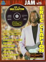 【輸入楽譜】エリック・クラプトンとジャム・セッション: タブ譜+カラオケCD