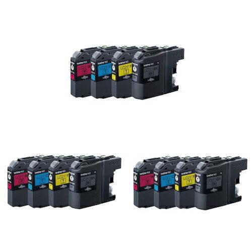 【3箱セット】インクカートリッジ お徳用4色パック LC211-4PK