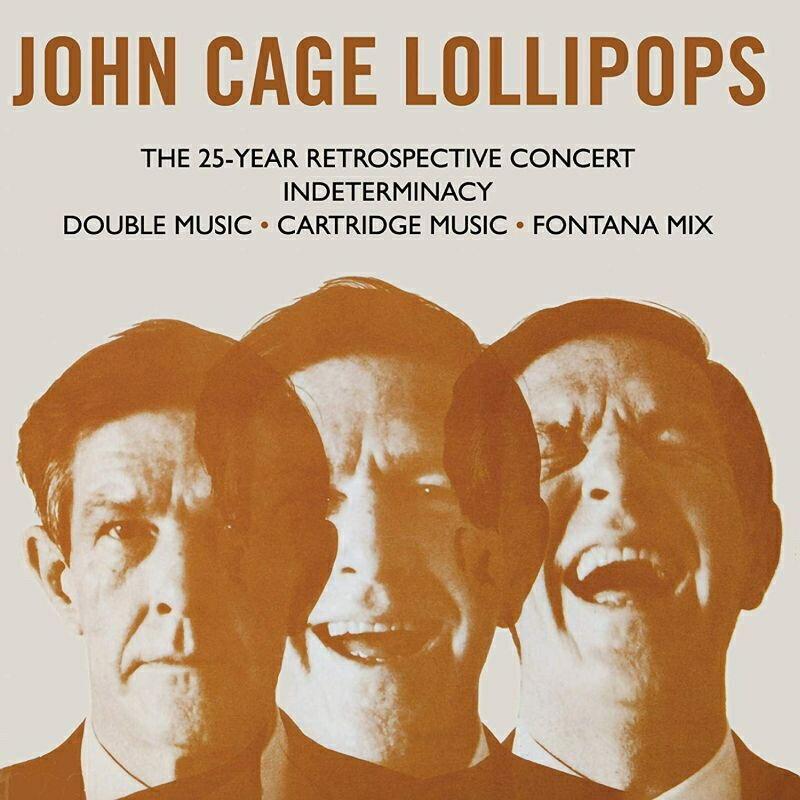 【輸入盤】John Cage Lollipops - The 25 Year Retrospective Concert (3CD)画像