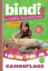 Camouflage: A Bindi Irwin Adventure CAMOUFLAGE (Bindi Wildlife Adventures) [ Bindi Irwin ]