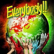 【先着特典】Everybody!! (オンライン限定ステッカー付き)