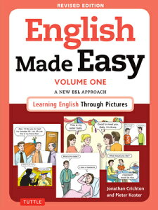 ENGLISH MADE EASY VOL.1(P) [ JONATHAN/KOSTER CRICHTON, PIETER ]