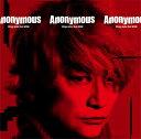 【先着特典】Anonymous(feat.wonk) (CD+DVD)(CDジャケットステッカー) [ 香取慎吾 ]