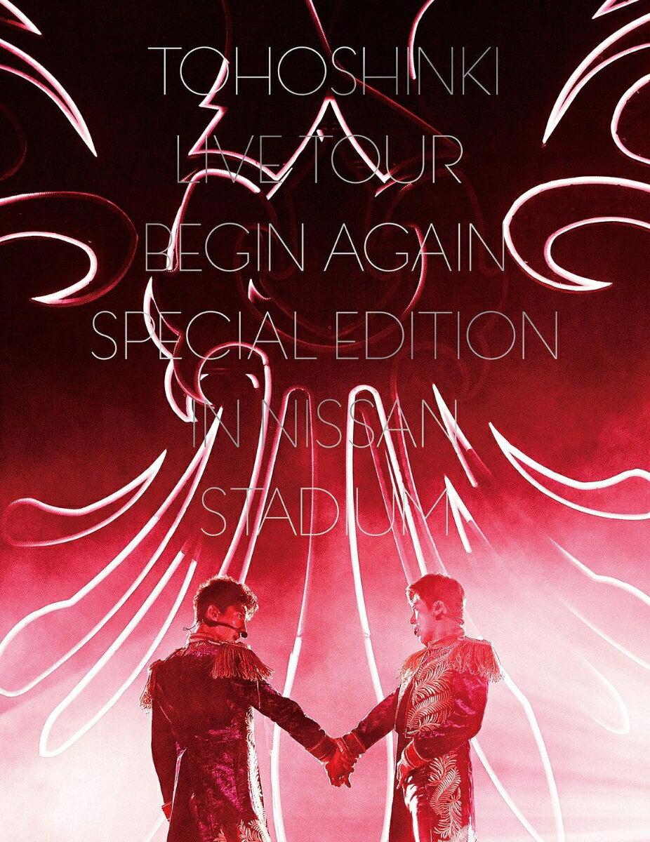 東方神起 LIVE TOUR 〜Begin Again〜 Special Edition in NISSAN STADIUM(初回生産限定盤)(Blu-ray Disc2枚組 スマプラ対応)【Blu-ray】