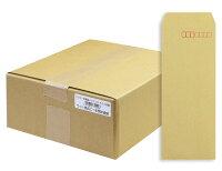 マルアイ 封筒 クラフト封筒 長形40号 A4四つ折対応 70g 500枚 E301347