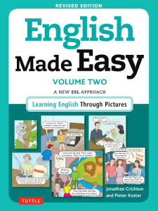 ENGLISH MADE EASY VOL.2(P) [ JONATHAN/KOSTER CRICHTON, PIETER ]