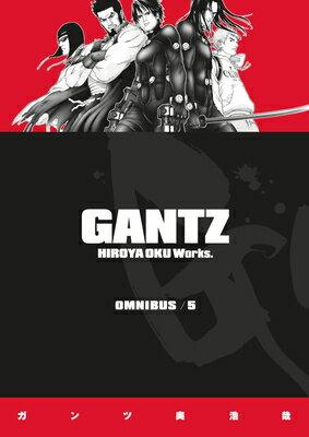 Gantz Omnibus Volume 5画像