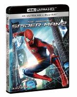 アメイジング・スパイダーマン2TM 4K Ultra HD & ブルーレイセット【4K ULTRA HD】