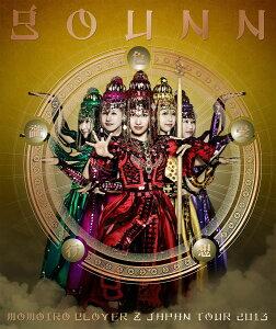 【送料無料】MOMOIRO CLOVER Z JAPAN TOUR 2013 GOUNN【Blu-ray】 [ ももいろクローバーZ ]