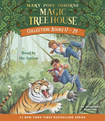 Magic Tree House Collection Books 17-24 MTH COLL BKS 17-24 5D (Magic Tree House Collection...