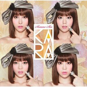 【楽天ブックスならいつでも送料無料】マンマミーア! (初回限定盤A CD+DVD) [ KARA ]