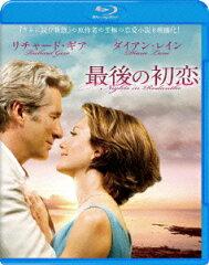 【送料無料】最後の初恋【Blu-ray】 [ リチャード・ギア ]