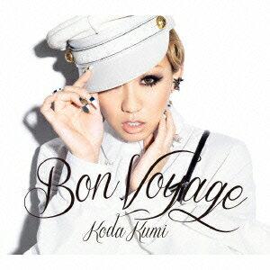 【送料無料】Bon Voyage(CD+DVD) [ 倖田來未 ]
