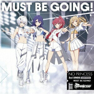 MUST BE GOING! (初回限定盤 CD+DVD)