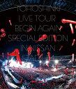 東方神起 LIVE TOUR 〜Begin Again〜 Special Edition in NISSAN STADIUM(Blu-ray Disc2枚組 スマプラ対応)【Blu-ray】 [ 東方神起 ]