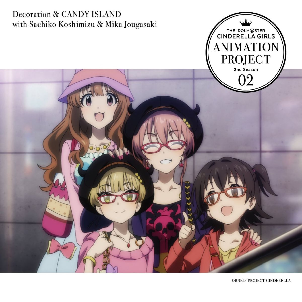 THE IDOLM@STER CINDERELLA GIRLS ANIMATION PROJECT 2nd Season 02画像