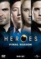 HEROES ファイナル・シーズン DVD-SET