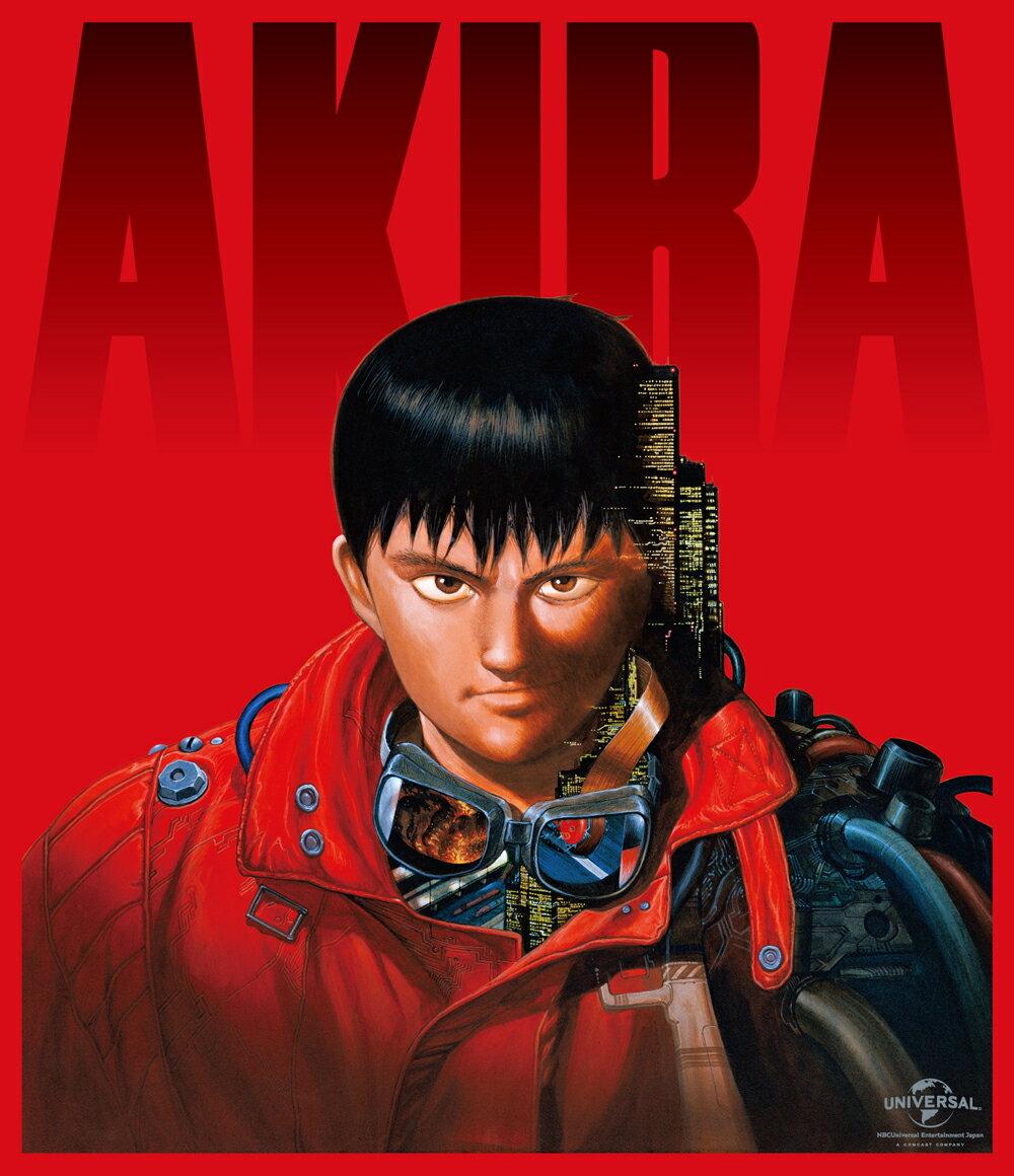 AKIRA 4K REMASTER EDITION / ULTRA HD Blu-ray & Blu-ray【2枚組】【4K ULTRA HD】