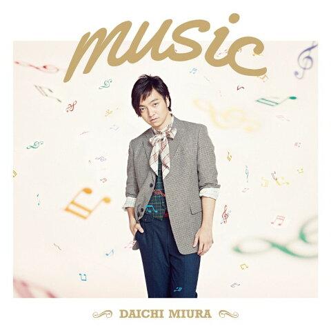 music [ 三浦大知 ]