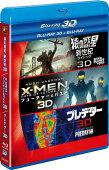 FOX SF3作品入 3D2DブルーレイBOX【Blu-ray】