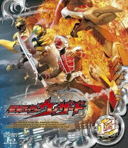 仮面ライダーウィザード Volume13【Blu-ray】画像