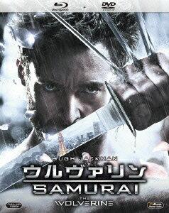 【送料無料】ウルヴァリン:SAMURAI 2枚組ブルーレイ&DVD【初回生産限定】【Blu-ray】