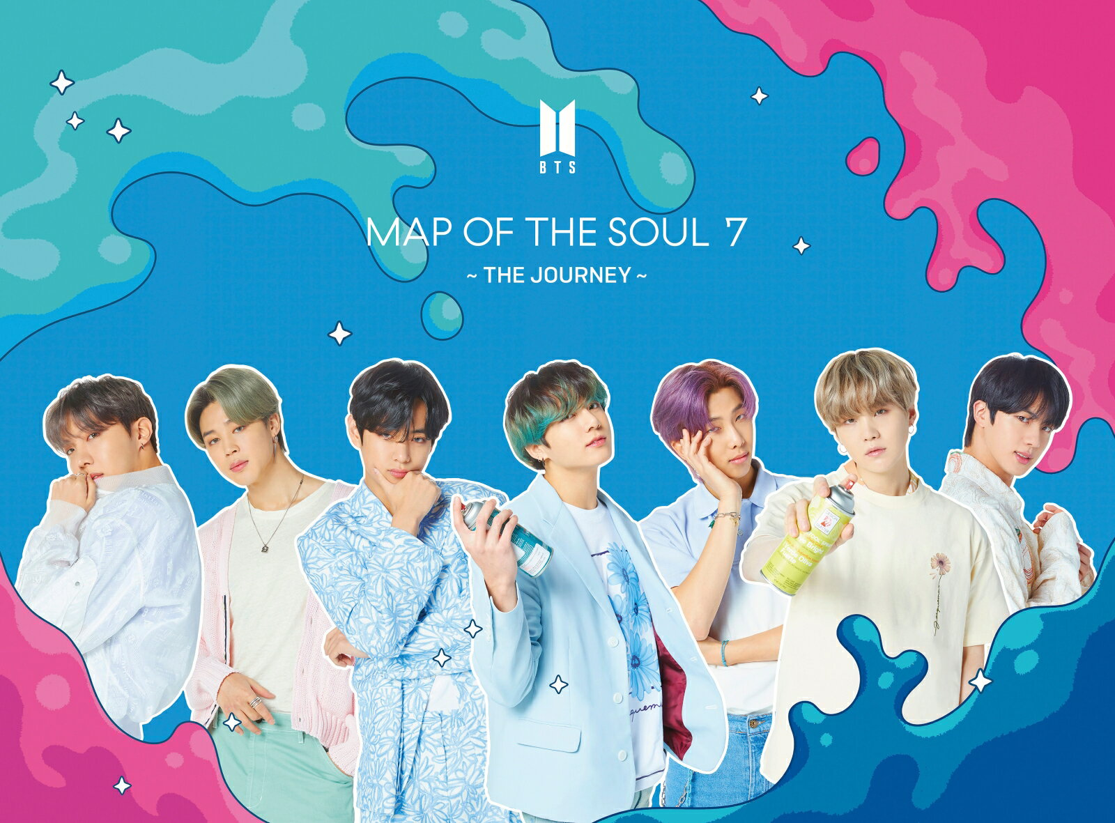 ラップ・ヒップホップ, その他 MAP OF THE SOUL : 7 THE JOURNEY (B CDDVD) BTS()