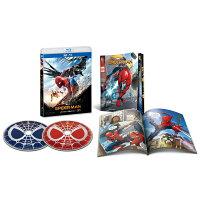 スパイダーマン:ホームカミング IN 3D(初回生産限定)【Blu-ray】