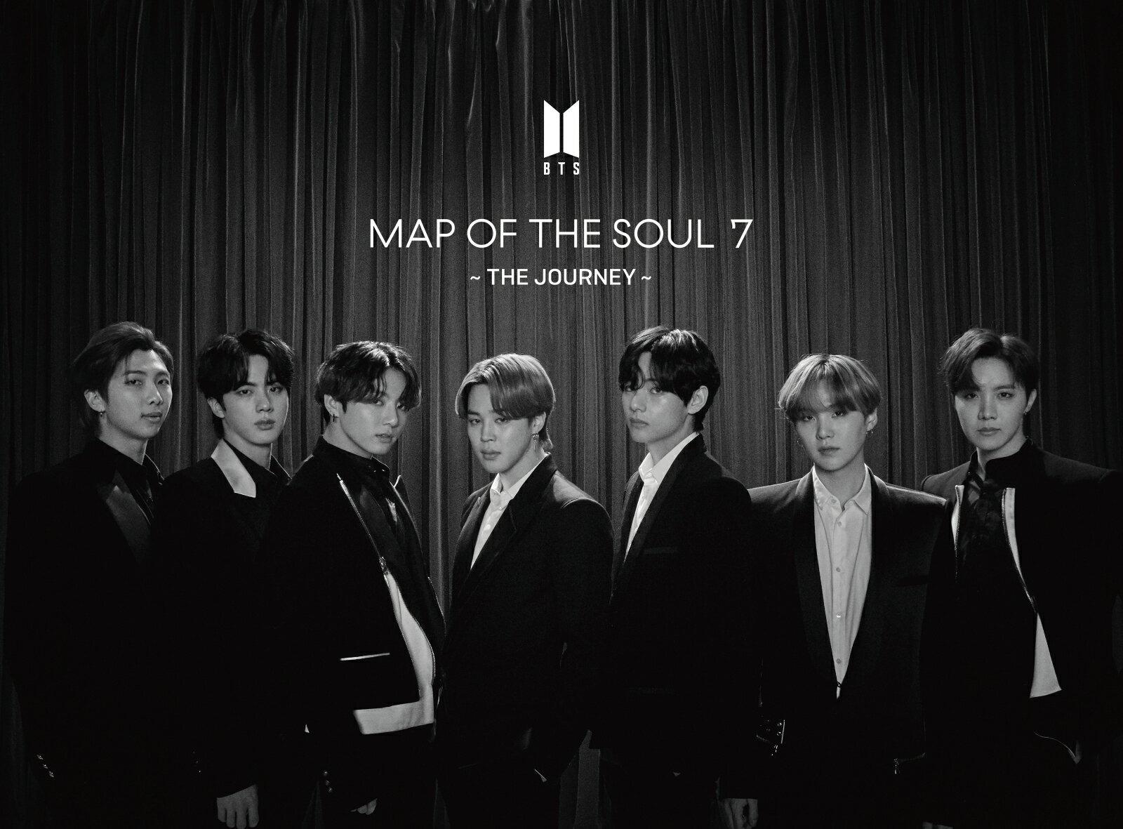 ラップ・ヒップホップ, その他 MAP OF THE SOUL : 7 THE JOURNEY (C CD) BTS()