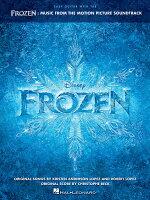 【輸入楽譜】アンダーソン=ロペス, Kristen & ロペス, Robert: 映画「アナと雪の女王」 サウンドトラックより: イージー・ギター(TAB譜付)