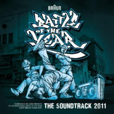 【輸入盤】Battle Of The Year 2011 The Soundtrack画像