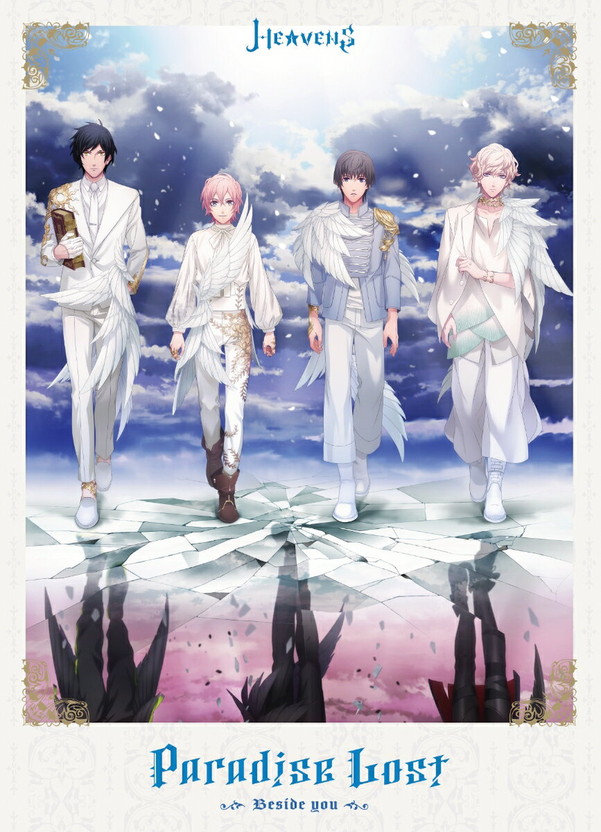 CD, アニメ HEVENSCD Paradise LostBeside you (CD)