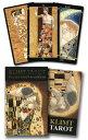 Golden Tarot of Klimt Mini Deck: Pocket Gold Edition GOLDEN TAROT OF KLIMT MINI DEC [ Atanas A. A...