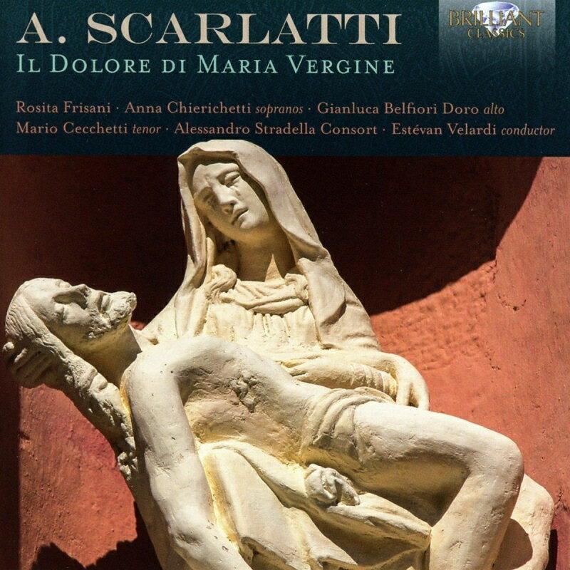 【輸入盤】Il Dolore Di Maria Vergine: Velardi / Alessandro Stradella Consort画像