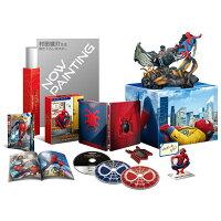 スパイダーマン:ホームカミング プレミアムBOX(ブルーレイ+ブルーレイ3D+4K ULTRA HD)(3,000セット限定)【4K ULTRA HD】